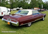 Puzzle CHRYSLER NEW YORKER BROUGHAM 1975