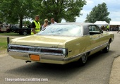 Puzzle CHRYSLER NEW YORKER HARD TOP 1970