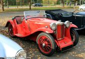 Puzzle MG TC ROADSTER