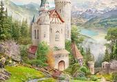 chateau magique