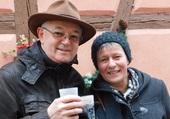 Puzzle Noël en Alsace