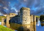 Château Beaumaris Pays de Galles