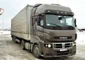 Camion Russe