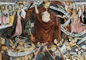 Puzzle Fresque du Jugement dernier, chapelle Notre-Dame-des-Fontaines,