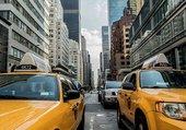 Puzzle New-york et ses taxis jaunes