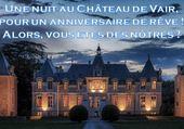 Puzzle Château de Vair