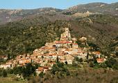 Puzzle Eus un village des Pyrénées-Orientales
