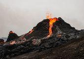 Puzzle Puzzle du nouveau Volcan Islande Geldingadalir