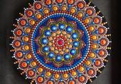 Puzzle Mandala perle