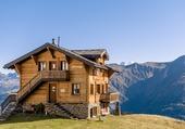Puzzle Chalet de montagne en Suisse