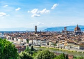 Puzzle Vue panoramique sur Florence une des plus belle villes italiennes