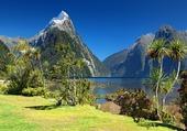 Puzzle Paysage de rêve en Nouvelle Zélande