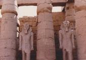 Puzzle Egypte -Temple de Luxor