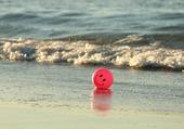 Puzzle Ballon smiley rose