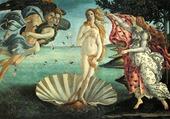 Puzzle Naissance de Venus par Botticelli