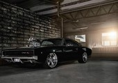 Puzzle Dodge Charger
