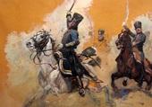 Puzzle Charge de Hussards