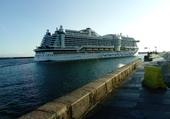Puzzle départ du Havre du paquebot