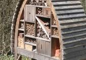 Puzzle la petite maison aux insectes