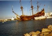 Puzzle bateau port camargue