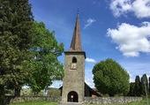 Puzzle Eglise de Châtillens / VD / CH