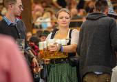 Puzzle serveuse bière