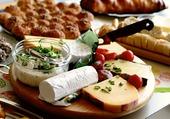 Puzzle Plateau de fromages