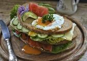 Puzzle Sandwich fraicheur