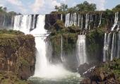 Puzzle Chutes d'Iguaçu Brésil Argentine