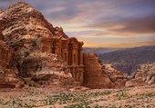 Puzzle Merveille de la Nature et des hommes : Petra