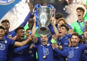 Puzzle chelsea are champions