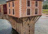 Puzzle Vieux moulin de Millau Aveyron