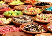 Puzzle Stand de bonbons