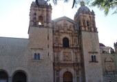 Puzzle Eglise perdue dans le désert mexicain.
