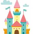 Puzzle Chateau de princesse