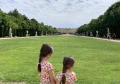 Puzzle Enfants à Versailles