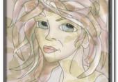 Puzzle jeune femme virtuelle
