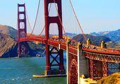 Puzzle san fransisco le pont