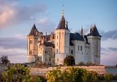 Puzzle chateau de saumur