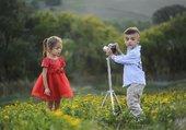 Puzzle Enfants photographes