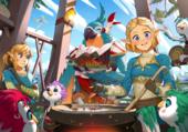 Puzzle The legend of Zelda - Breath of the wild