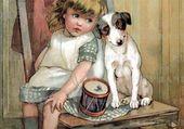 Puzzle la petite fille au tambour