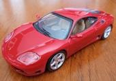 Puzzle Ferrari 360 Modena