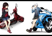 Puzzle Ruby et weiss