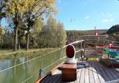 Puzzle Croisière sur le canal de Bourgogne