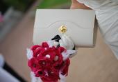Puzzle bouquet de mariée