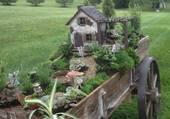 Puzzle Déco jardin