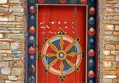 Puzzle TIBET DOOR