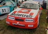 Puzzle Ford Sierra RS 500 Cosworth Rallycross