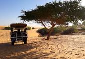 Puzzle Sénégal - campement de Lompul
